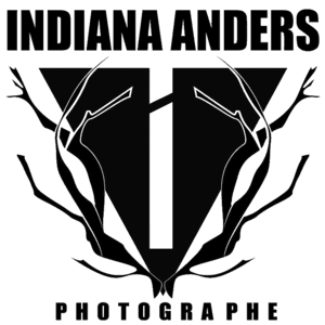 Logo photographe indiana anders